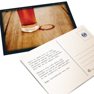 Carlton & United Breweries (CUB) International Beer Day Collateral