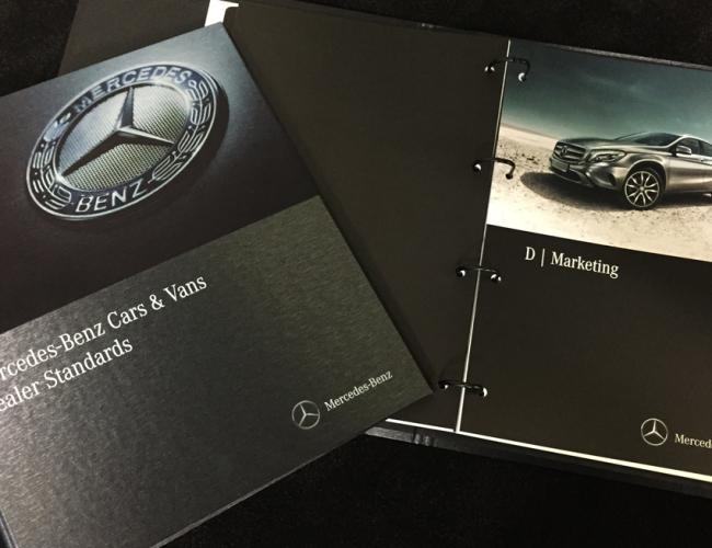 Mercedes-Benz Dealer Standards