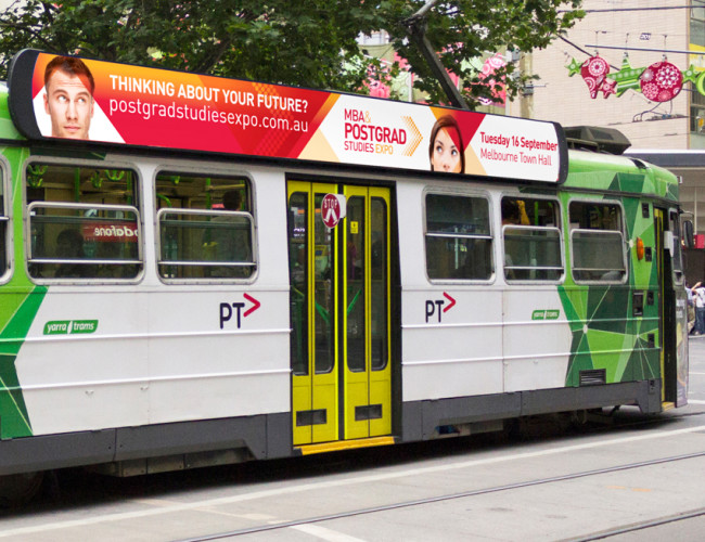 Transit Signage