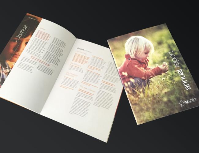 OzChild Annual Report
