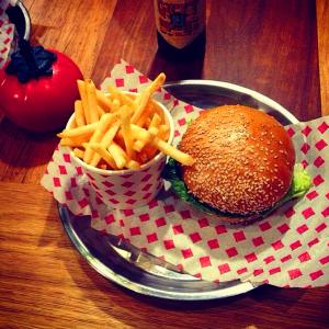 Humburger Hawthorn